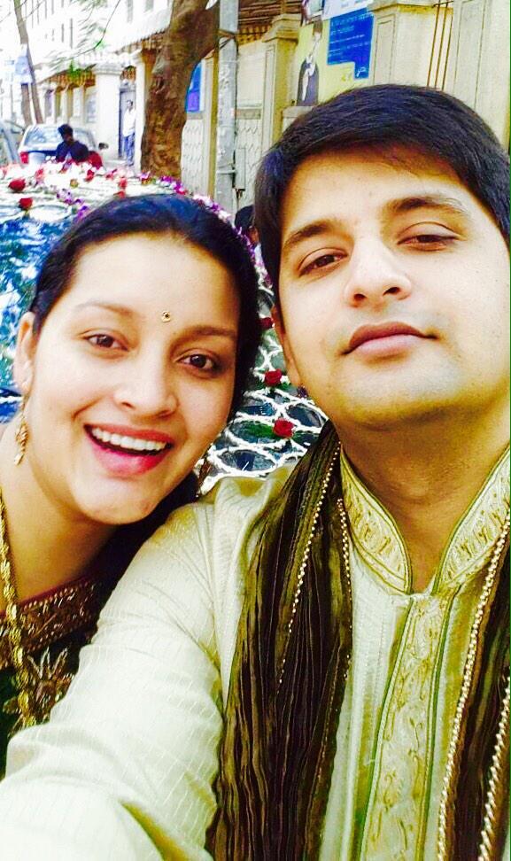 Renu Desai And Her Brother Pic