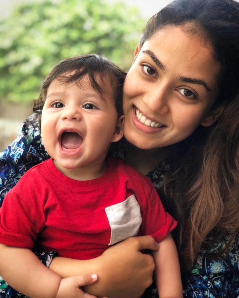 Mira kapoor with her son zain kapoor