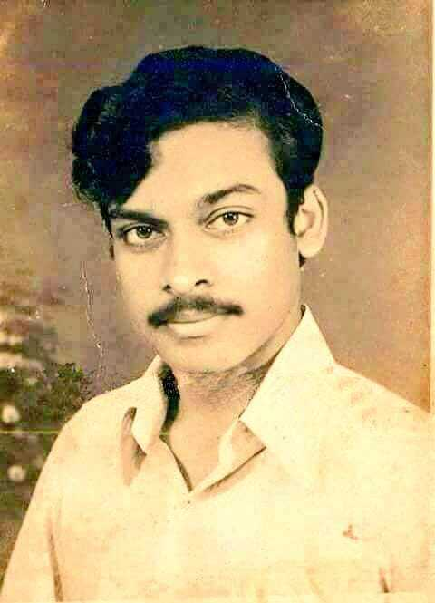 Chiranjeevi young age photo