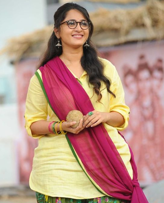 Anushka Shetty weight gain