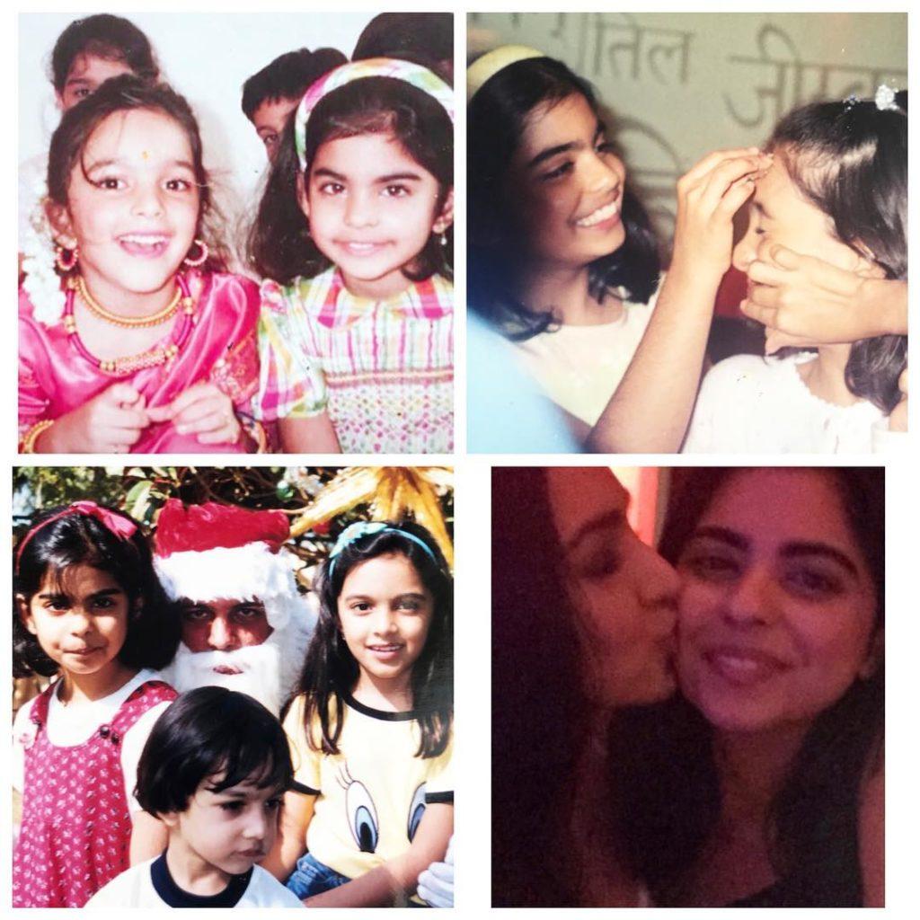 Kiara Advani with her friend isha ambani