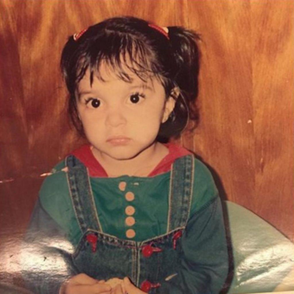 Kiara Advani's Childhood Picture