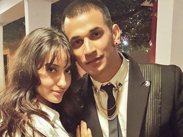 Nora Fatehi and Prince Narula