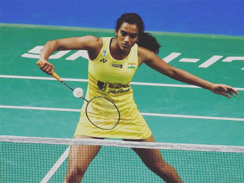 P. V. Sindhu  Indian Badminton Player