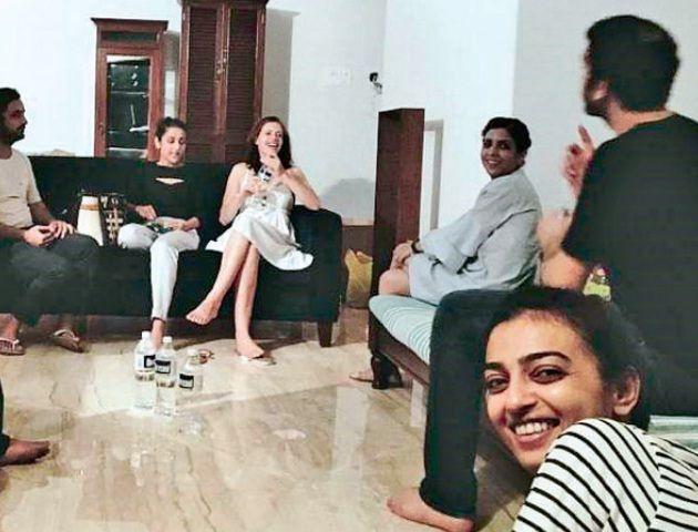 Radhika Apte house