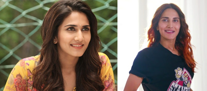 Vaani Kapoor Before and After chin Surgery