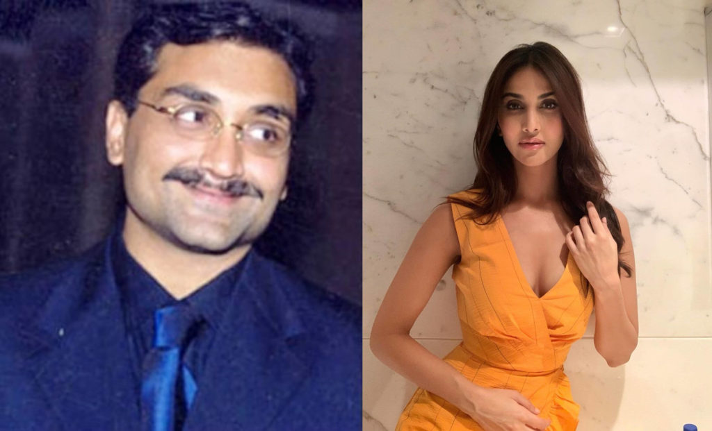 Vaani Kapoor and Aditya Chopra