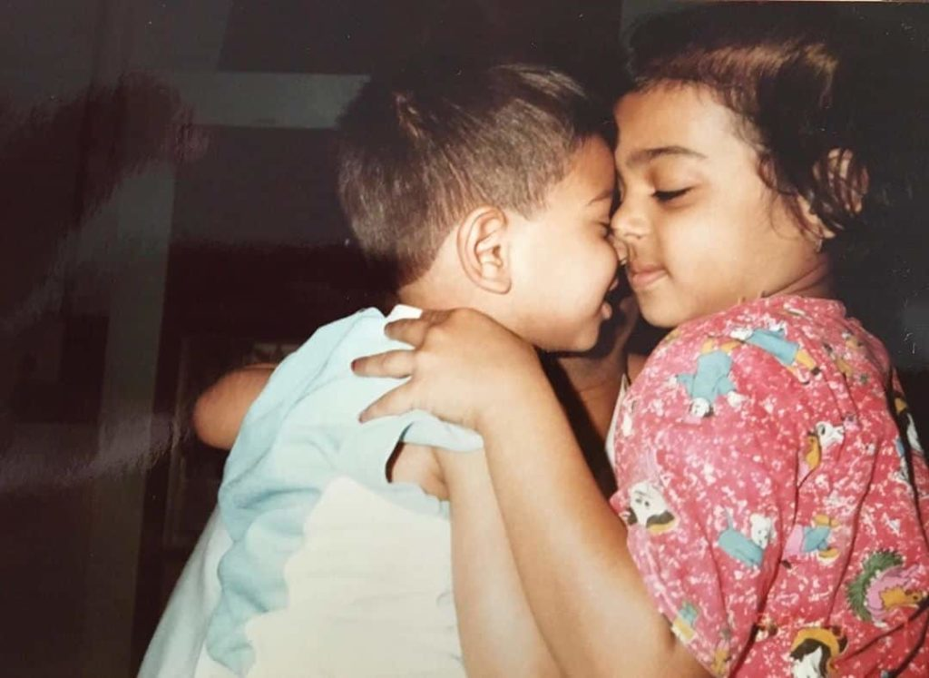 Radhika Apte childhood