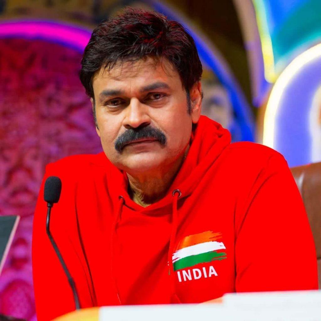 Naga Babu in Adhirindi Show