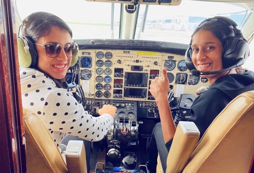 Smriti Mandhana with Jemimah Rodrigues