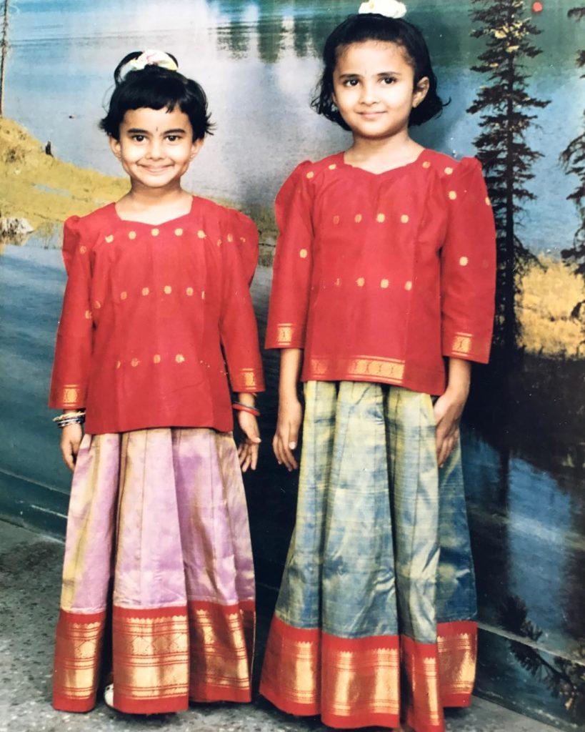 vidya iyer childhood pictures