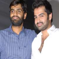 Ram Pothineni with his elder brother