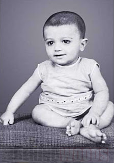 Ajith Kumar as a Child