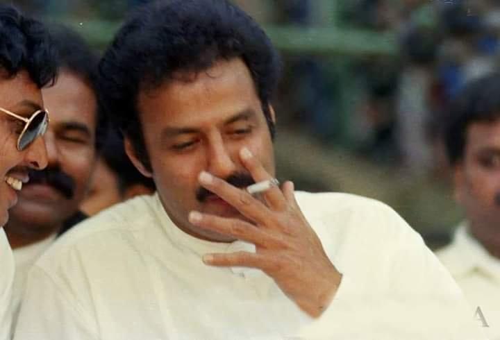 Balakrishna smoking picture
