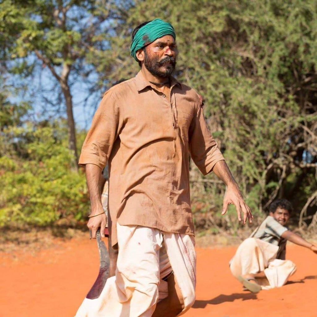 Dhanush in film Asuran
