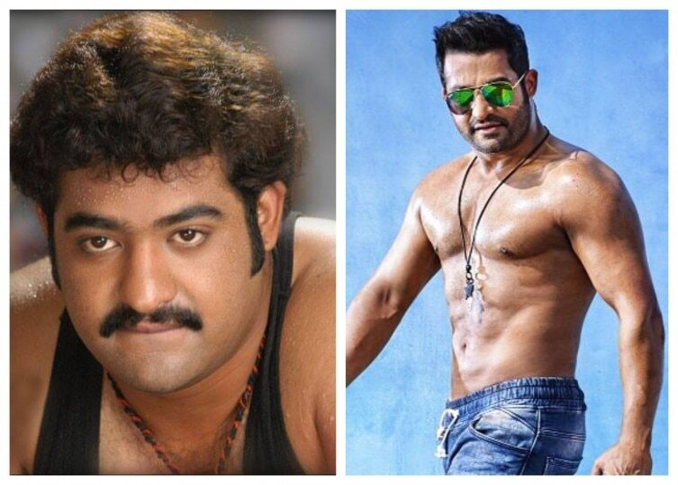 Jr. NTR before and after weight loss