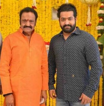 Jr. NTR father Nandamuri Harikrishna