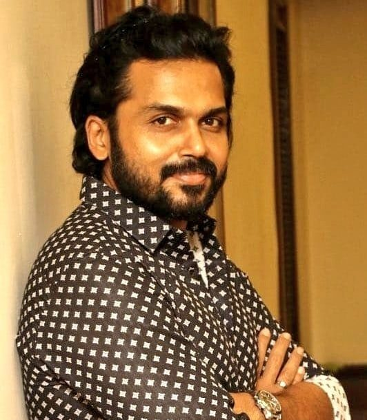Karthi (Actor) Wiki, Height, Age, Wife, Family, Caste, Biography & More. 2
