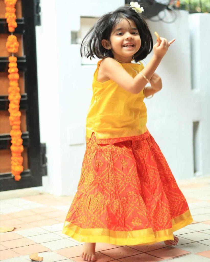 Ravi's Daughter