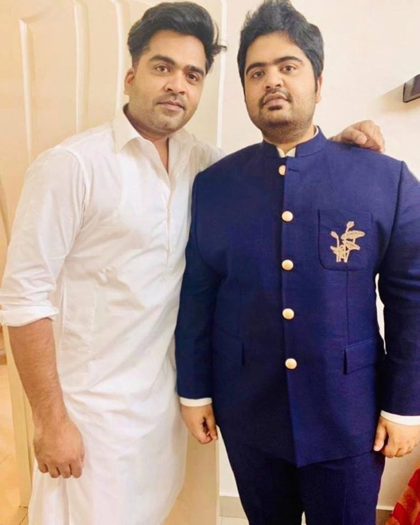 Simbu with his Brother