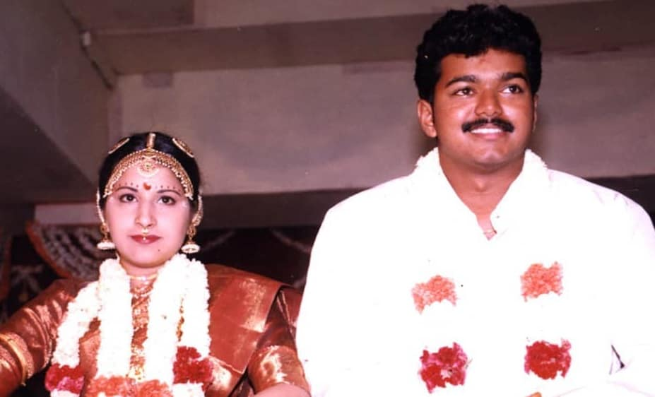 Vijay marriage pictures