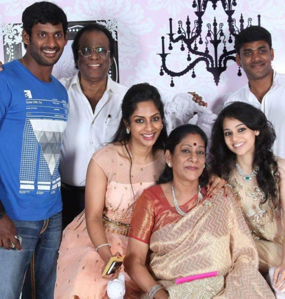 Vishal Family