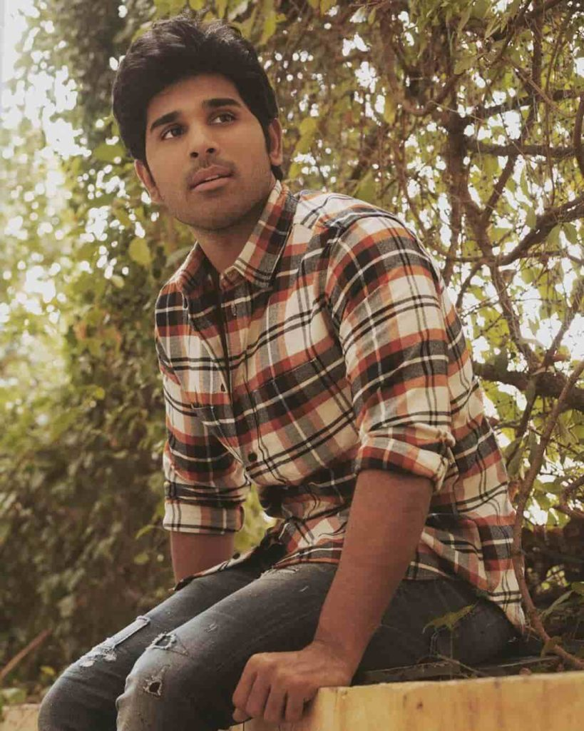 Allu Sirish Picture