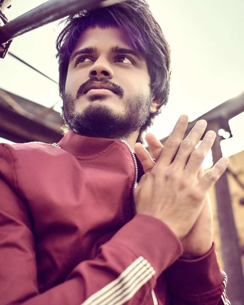 Anand Deverakonda Photo