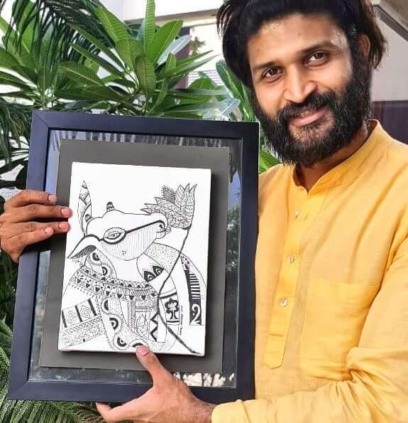 Artwork by Kamal Kamaraju