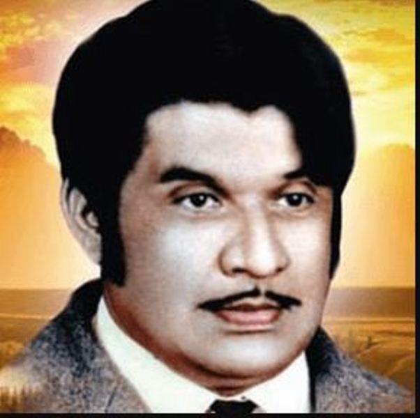 Chiranjeevi Sarja Grandfather Shakti Prasad