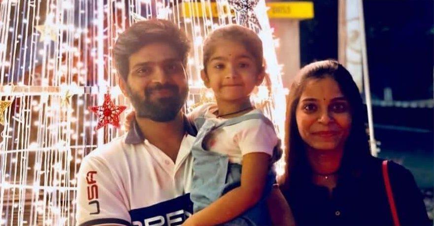 Family of Sree Vishnu