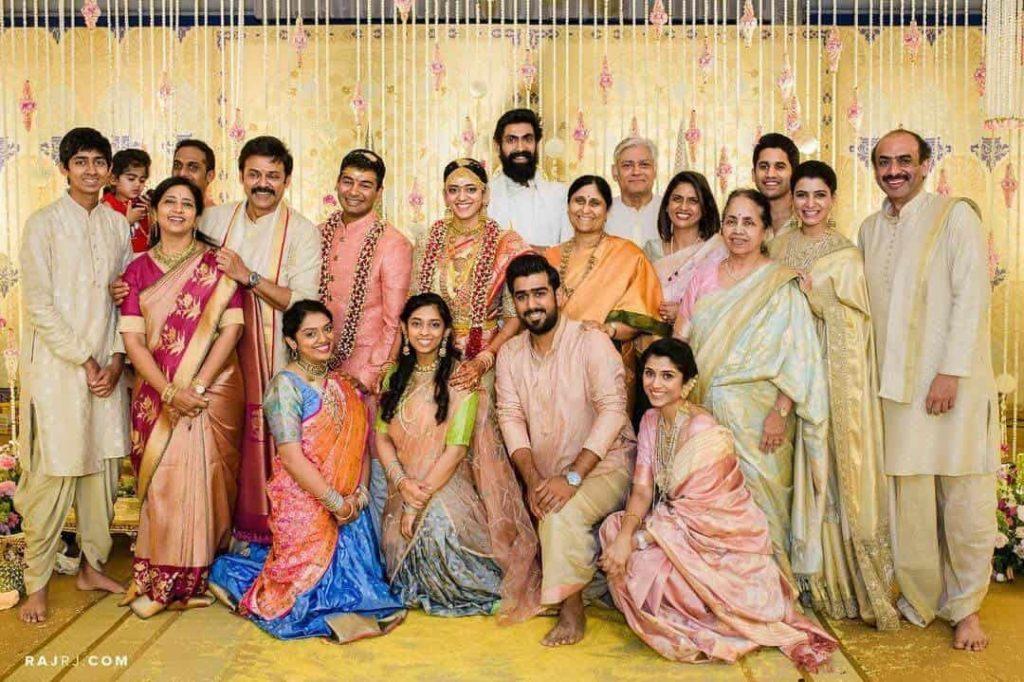 Family of Venkatesh