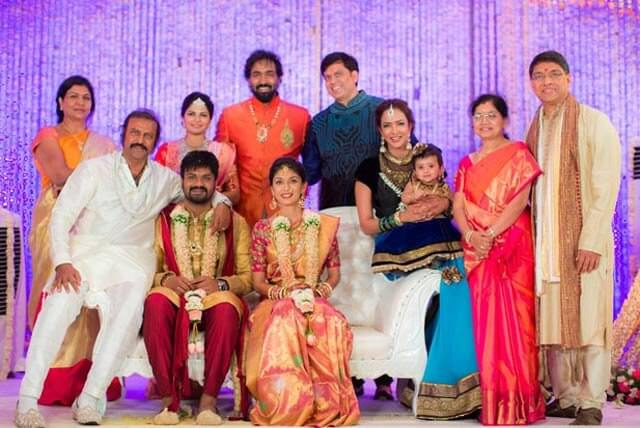 Manchu Manoj Wedding with Pranathi Reddy