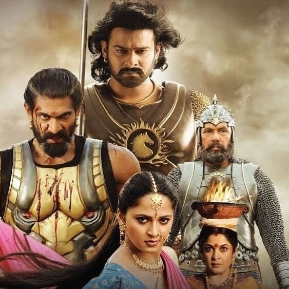 Rana Daggubati in Baahubali Movie