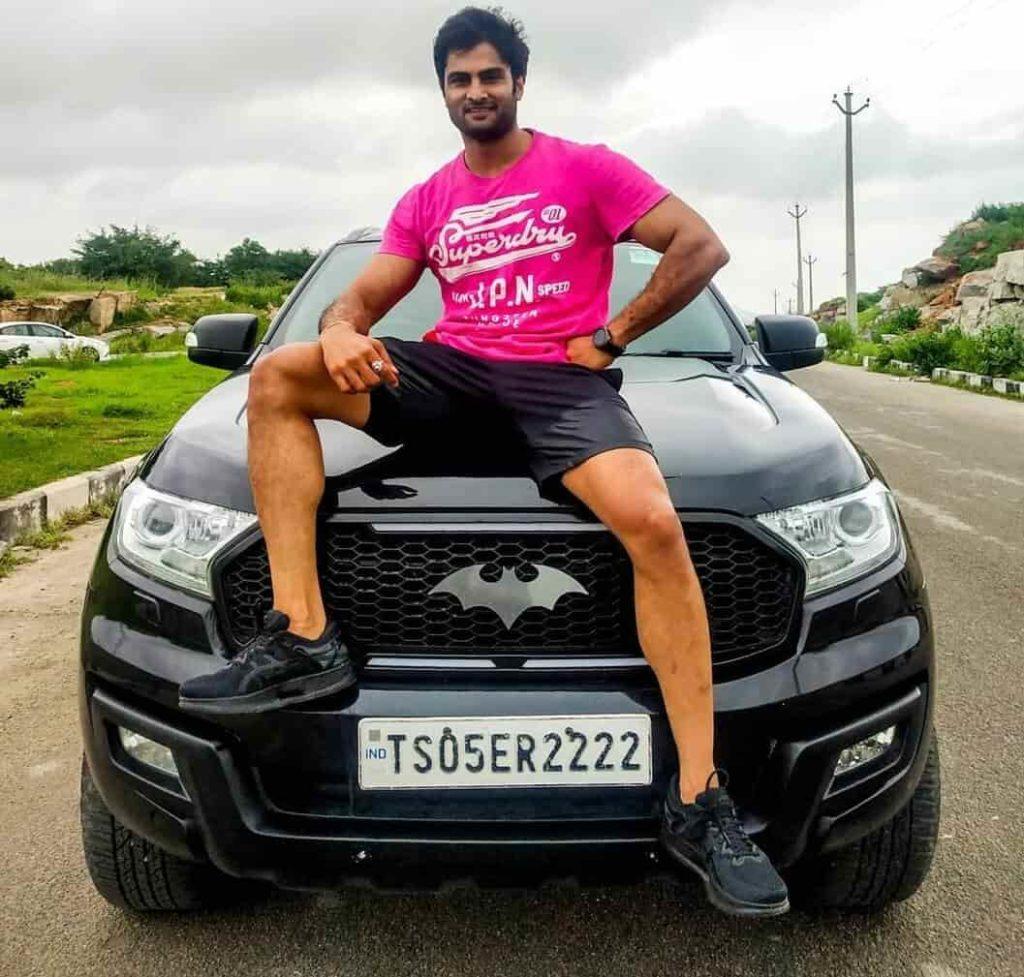 Sudheer Babu Picture