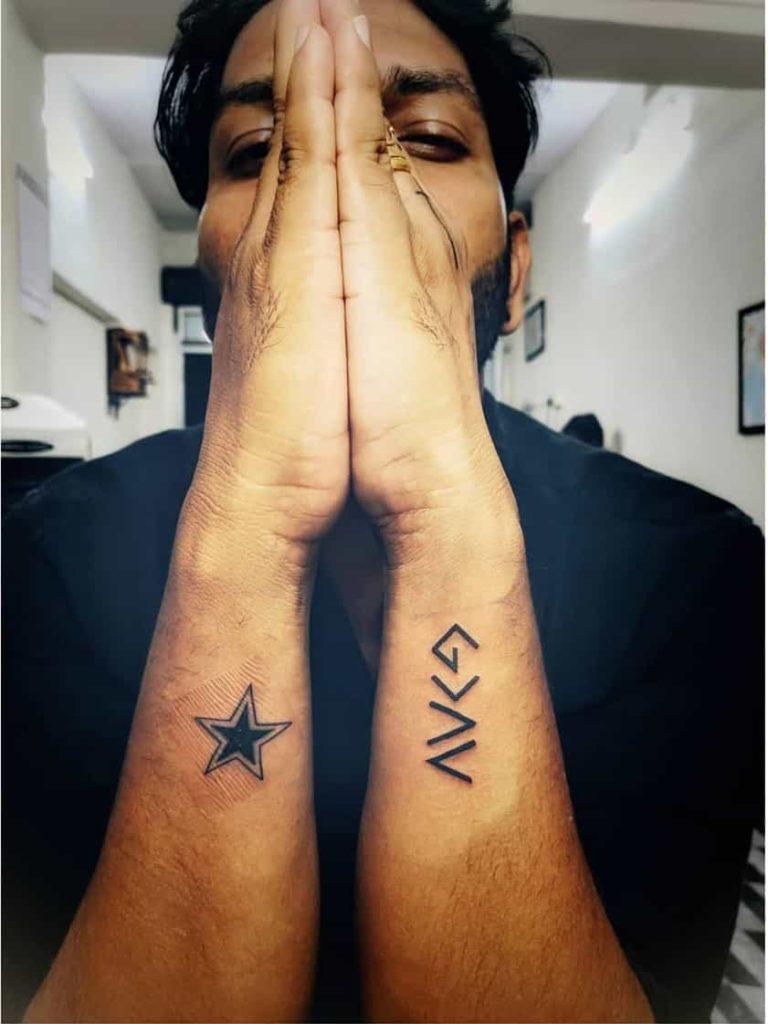 Noel Sean Tattoos