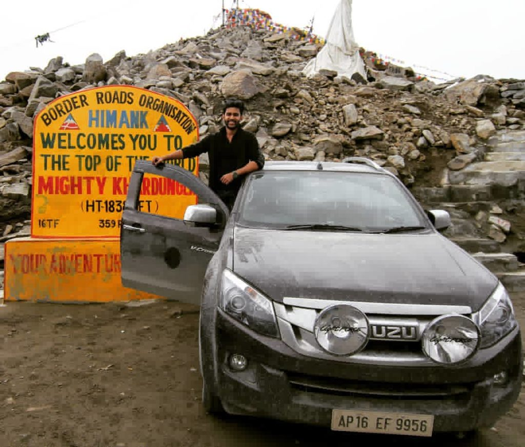 Abijeet Car
