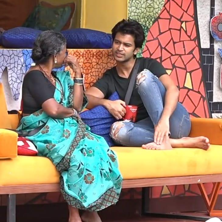 Abijeet in Big Boss House