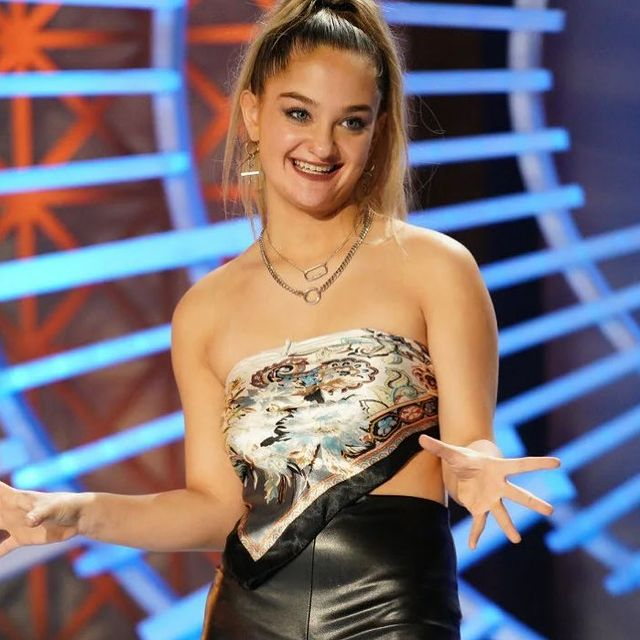 claudia conway in american idol